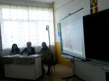 Békéssy Erzsébet a LIFE projekt szükségességét hangsúlyozta (Fotó: Fülöp Timea Etelca).